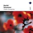 Dvorák & Schumann : Violin Concertos  -  Apex/Thomas Zehetmair, Christoph Eschenbach & Philharmonia Orchestra