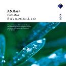 Bach, JS : Cantatas BWV Nos 8, 26, 61 & 130  -  Apex/Fritz Werner & Pforzheim Chamber Orchestra