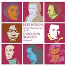 Beethoven : String Quartets Vol.4/Endellion String Quartet