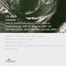 Bach, JS : Cantatas BWV Nos 67, 108 & 127  -  Elatus/Karl Richter & Munich State Opera Orchestra