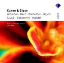 Canon & Gigue  -  Apex/János Rolla