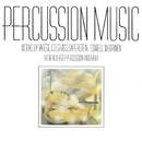 Percussion Music: Works by Varese, Colgrass, Saperstein, Cowell, Wuorinen/The New Jersey Percussion Ensemble