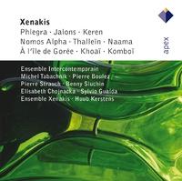 Xenakis: Phlegra, Jalons, Keren, Nomos Alpha, Thallein, Naama , A L'Ile De Gorée, Khoaï & Komboï - Apex
