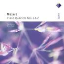 Mozart : Piano Quartets Nos 1 & 2  -  Apex/Dezsö Ranki & Eder Quartet
