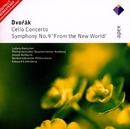 Dvorák : Cello Concerto & Symphony No.9, 'From the New World'  -  Apex/Ludwig Hoelscher, Edouard Lindenberg & Nordwestdeutsche Philharmonie