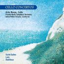 Cello Concertos/Noras, Arto and Finnish Radio Symph. Orchestra and Saraste