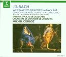 Bach, JS : Weihnachtsoratorium [Christmas Oratorio]/Michel Corboz & Lausanne Chamber Orchestra
