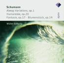 Schumann : 'Abegg' Variations, Humoreske, Fantasie & Blumenstück  -  Apex/Michel Dalberto