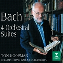 Bach, JS : Orchestral Suites Nos 1 - 4/Ton Koopman & Amsterdam Baroque Orchestra