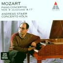 Mozart : Piano Concertos Nos 9 & 17/Andreas Staier & Concerto Köln