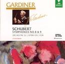 Schubert : Symphonies Nos 8 & 9/John Eliot Gardiner & Orchestre de l'Opéra de Lyon