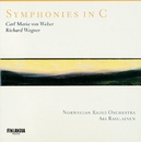 Wagner / Weber : Symphonies in C/Norwegian Radio Orchestra and Ari Rasilainen