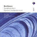 Beethoven : Symphony No.5 & Egmont  -  Apex/Sylvia McNair, Kurt Masur & New York Philharmonic Orchestra