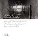 Shostakovich : Symphonies Nos 5 & 6  -  Elatus/Evgeny Mravinsky & Leningrad Philharmonic Orchestra