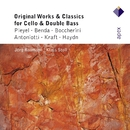 Original Works & Classics for Cello & Double Bass  -  APEX/Jörg Baumann