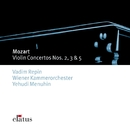 Elatus - Mozart : Violin Concertos 3, 2, 5/Vadim Repin
