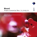 Mozart : Piano Concertos Nos 13, 14 & 23  -  Apex/Maria-João Pires, Théodor Guschlbauer & Gulbenkian Orchestra