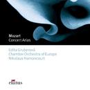Mozart : Concert Arias  -  Elatus/Edita Gruberová, Nikolaus Harnoncourt & Chamber Orchestra of Europe