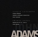 Violin Concerto / Shaker Loops/John Adams