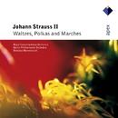 Strauss, Johann II : Waltzes, Polkas & Marches  -  Apex/Nikolaus Harnoncourt, Royal Concertgebouw Orchestra & Berlin Philharmonic Orchestra