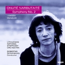 Narbutaite : Symphony No.2/Lithuanian National Symphony Orchestra and Robertas Servenikas