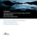 Schubert : The Symphony No.9  -  Elatus/Nikolaus Harnoncourt