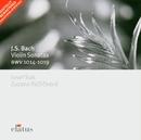 Bach, JS : Violin Sonatas Nos 1 - 6 [Complete]  -  Elatus/Joseph Suk & Zuzana Ruzickova