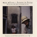 Lessons In Living [Live At Montreux]/Mose Allison