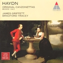 Haydn : English Canzonettas/James Griffet