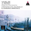 Vivaldi : Double & Triple Concertos, 'Il proteo'/Giovanni Antonini & Il Giardino Armonico