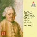 Bach, CPE : Organ Sonatas/Herbert Tachezi