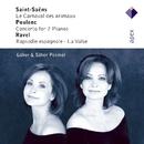 Saint-Saëns, Poulenc, Infante & Ravel : Piano Works  -  Apex/Marek Janowski
