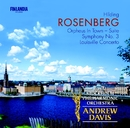 Rosenberg : Orpheus In Town, Symphony No.3 & Louisville Concerto/Royal Stockholm Philharmonic Orchestra and Sir Andrew Davis
