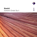 Handel : 6 Concerti grossi Op.3  -  Apex/John Eliot Gardiner & English Baroque Soloists