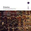 Prokofiev: Piano Concertos Nos 1-5/Vladimir Krainev, Dmitri Kitaenko & Radio-Sinfonie-Orchester Frankfurt