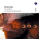 Stravinsky : Pulcinella & Le chant du rossignol  -  Apex/Pierre Boulez & Orchestra National de Radio France