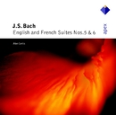 Bach, JS : English & French Suites Nos 5 & 6  -  Apex/Alan Curtis