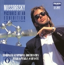 Mussorgsky : Pictures at an Exhibition/Toronto Symphony Orchestra And Jukka-Pekka Saraste