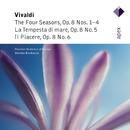 Vivaldi : Le quattro stagioni [The Four Seasons], La tempesta di mare & Il piacere  -  Apex/Marieke Blankestijn & Chamber Orchestra of Europe