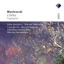 Monteverdi : L'Orfeo [Highlights]  -  Apex/Rotraud Hansmann, Cathy Berberian, Lajos Kozma, Kurt Equiluz, Max van Egmond, Nikolaus Harnoncourt & Concentus musicus Wien