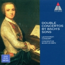 Double Concertos by Bach's Sons/Gustav Leonhardt, Leonhardt-Consort and Concentus musicus Wien