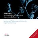 Tchaikovsky : Symphony No.6, 'Pathétique' & Francesca da Rimini  -  Elatus/Evgeny Mravinsky & Leningrad Philharmonic Orchestra