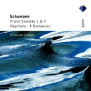 Schumann : Piano Sonatas Nos 1 & 2, Papillons & 3 Romances  -  Apex/Catherine Collard