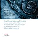 Mozart : Overtures  -  Elatus/Nikolaus Harnoncourt