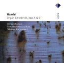 Handel : Organ Concertos Op.4 & Op.7  -  Apex/Nikolaus Harnoncourt