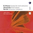 Strauss, Stravinsky & Bartók : Violin Sonatas/Vadim Repin