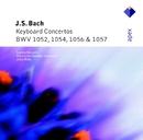 Bach, JS : Keyboard Concertos Nos 1, 3, 5 & 6  -  Apex/Cyprien Katsaris