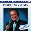 20 Suosikkia / Ruusuja hopeamaljassa/Erkki Junkkarinen