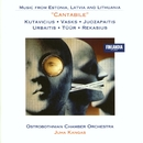 Vasks' 'Cantabile' and Other Baltic Works for String Orchestra Vol. 2/Ostrobothnian Chamber Orchestra and Juha Kangas