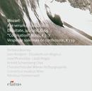 Elatus - Mozart : Sacred Works/Nikolaus Harnoncourt
